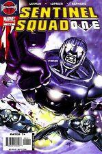 SENTINEL SQUAD O*N*E #1 (2006) MARVEL COMICS