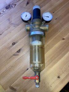 Honeywell Braukmann HS10 Hauswasserstation