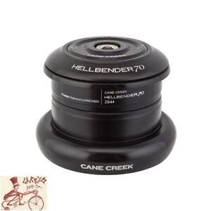 "CANE CREEK HELLBENDER 70 SERIES IS41/IS52 SEMI-INTEGRATED 1-1/8"" x 1.5"" HEADSET"