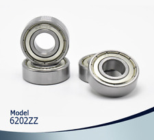 Wholesale Lot 10 Shielded Bearings 6202ZZ  6202-ZZ//2Z//Z