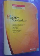 MICROSOFT OFFICE  2007 STANDARD UPGRADE VERSION GENUINE PRODUCT KEY WORD ETC