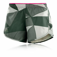 Pantalones cortos de deporte de mujer verdes