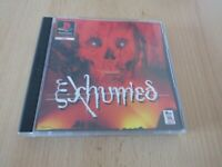 Exhumed Ps1. pal