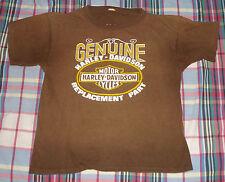 *1970s HARLEY DAVIDSON* vintage rare motorcycle biker tee t-shirt (M/L) New York