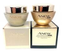 AVON Anew Ultimate Multi-Performance: Day Cream + Night Cream SET !