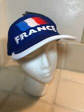 NWT France 98 Official Hat World Cup Cap Soccer New! Licensed Futbol Football