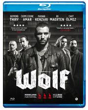 Wolf NEW Cult Blu-Ray Disc Jim Taihuttu Raymond Thiry C. Amar M. Kenzari Dutch