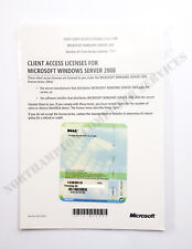 Microsoft Windows Server 2008 DELL 5 User CALs TR502 Client Access Licence