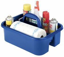 NEW Super Versatile Cleaning Supplies Organizer Tote, Blue Caddy Free Shipping