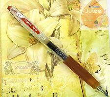 1 pc Pilot  LJU-10EF Juice Gel ink ball point pen 0.5mm,EXtra fine BROWN ink