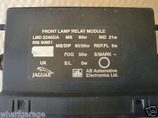 Jaguar Daimler XJ40 Lámpara Bombilla/Relevador frontal LMD2240GA Módulo de falla