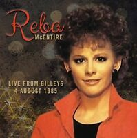 Reba McEntire - Live From Gilley's, 4 August 1985 (2016)  CD  NEW  SPEEDYPOST