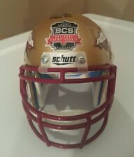 PJ WILLAIMS FORIDA STATE SEMINOLES SIGN MINI HELMET W NATIONAL CHAMPS DFENSE MVP