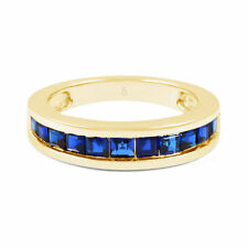 Heating Band Yellow Gold Fine Rings