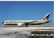 DELTA   AIRLINES  B-767-300   HQTS  ATLANTA GA AIRPORT    58