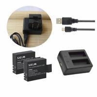 PG1050 Battery Or Charger For SJCAM SJ4000 5000X EKEN H9 H9R H8R M10 4K M10WIFI