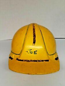 Vintage AO Safety Construction Helmet Hard Hat Protective Gear BX2 Class A & B