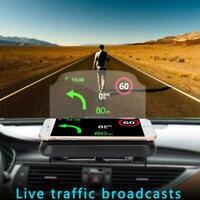 Car Accessories Auto GPS Navigation Phone HUD Holder Head Up Bracket Displa T0Y1