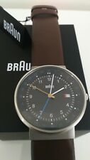 Original Brand New Braun Wrist Watch BN0142, GMT Second time zone