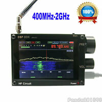 "Thicker 3.5"" 400MHz-2GHz Malachite DSP Malahit SDR Receiver w/ Registration Code"