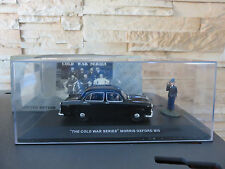 VOITURE  IXO MODELS  MORRIS OXFORD MI 5'' THE COLD WAR SERIE '' 1/43 ETAT NEUF