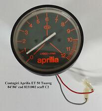 Contagiri Aprilia ET 50 Tuareg 84'/86' cod 8231002 scaff C2