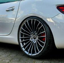 Pristus Grey Alufelgen 8,5+9,5 19 Zoll BMW Z3 Z4 4er M3 Coupe Roadster Felgen