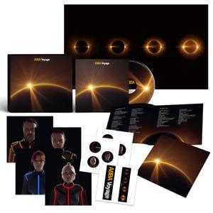 ABBA - VOYAGE  - DELUXE CD BOX SET - PRE ORDER