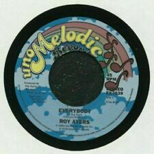 NEW! ROY AYERS - Everybody / And The We Were One  EX 7039