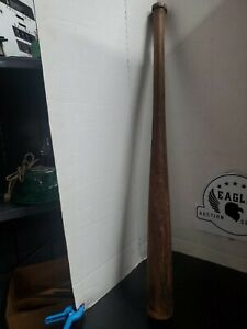 1950s VTG Hillerich & Bradsby CO H&B No 9 LEADER Jackie Robinson Baseball Bat