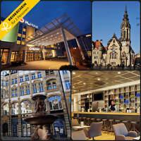 3 Tage Leipzig 2P 4★ H4 Hotel Kurzurlaub Hotelgutschein Wellness Städtereisen
