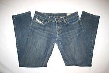 Diesel Liv Stretch Blue Jeans Women 30x32 NEW