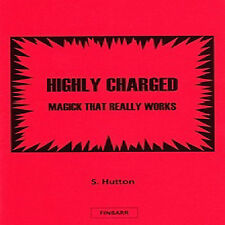 HIGHLY CHARGED MAGICK  Finbarr. Occult Magic. Witchcraft. Grimoire. Black