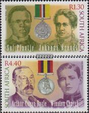 Zuid-Afrika 1283x-1284x (compleet.Kwestie.) postfris MNH 2000 Burenkrieg Literat
