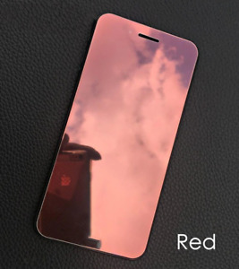 Colorful Screen Protector Tempered Glass For iPhone 12 Pro Max XR XS 11Pro Cover