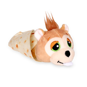 New Sealed Cutetitos Babitos Series 1 Chippito Chipmunkito Stuffed Chipmunk Baby
