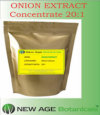 Onion Extract Powder - [20:1] - 100g