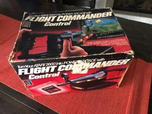 Flight Commander Control Atari 2600 OVP