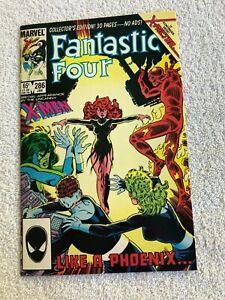 Fantastic Four #286 (Jan 1986, Marvel) VF+ 8.5