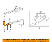 GM OEM-Catalytic Converter 23406152