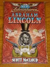 Le AVVENTURE DI ABRAMO LINCOLN GN Scott NEW 1887279873