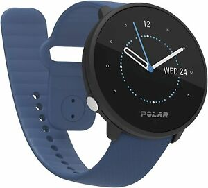New Polar Unite Fitness Watch Blue. Retail Package. Unopened