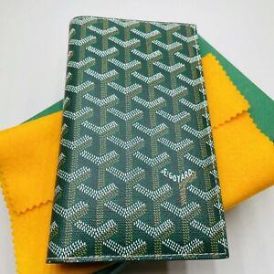 Goyard Long Wallet PORTEFEUILLE ST ROCH Green