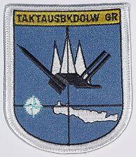 Aufnäher Patch Luftwaffe TaktAusbKdoLw Grichenland ..........A2103