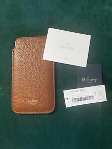 Mulberry IPhone 6 Cover Oak Leather