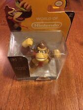 Donkey Kong Country Tropical Freeze Donkey Kong Figure Brand New Rare Nintendo
