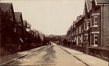 West Kirby near Hoylake. Church Road.