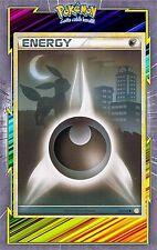 Energie Obscure-HS:HeartGold SoulSilver- 121/123 - Carte Pokemon Neuve Française