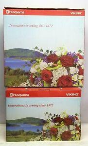 Husqvarna Viking DESIGNER TOPAZ 30 Sewing And Embroidery Machine - 18152151
