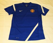 2011 MANCHESTER UNITED TRAINING NIKE LARGE L JERSEY ROONEY GIGGS ENGLAND 2012